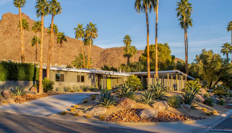 Zenfolio modern desert landscape design How to landscape